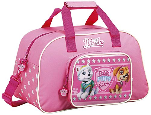 - Paw Patrol Sports Bag Featuring Skye and Everest Best Pups Ever