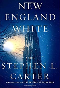 New England White by [Carter, Stephen L.]
