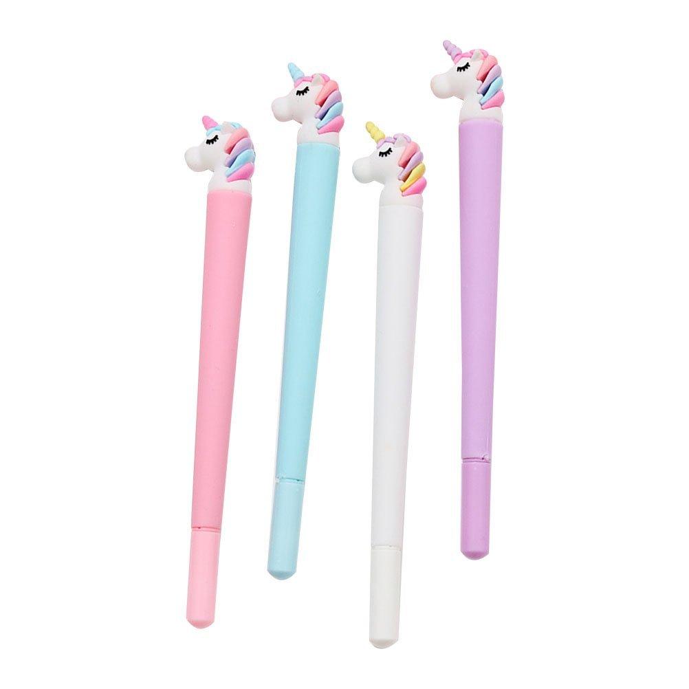 penne unicorno kawaii rosa