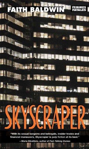 book cover of Skyscraper