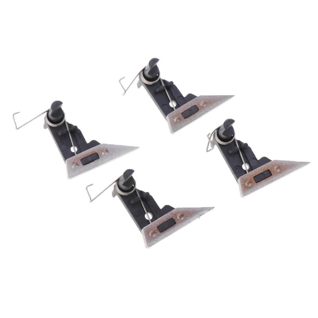 perfk Kit De Accesorios De Impresora para Oficina, Negro, 4 ...