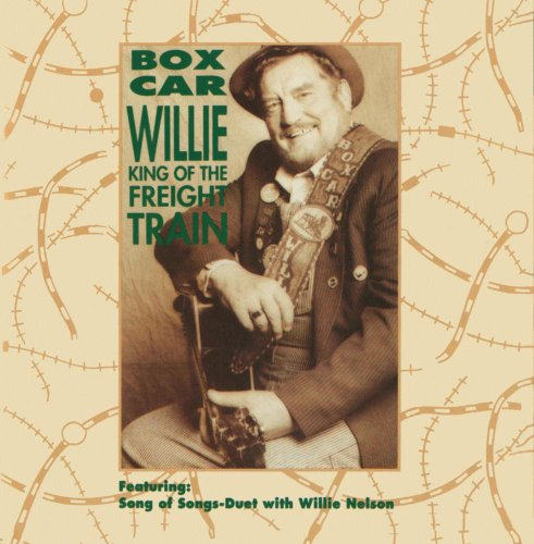 Freight Boxcar - King Of The Freight Train