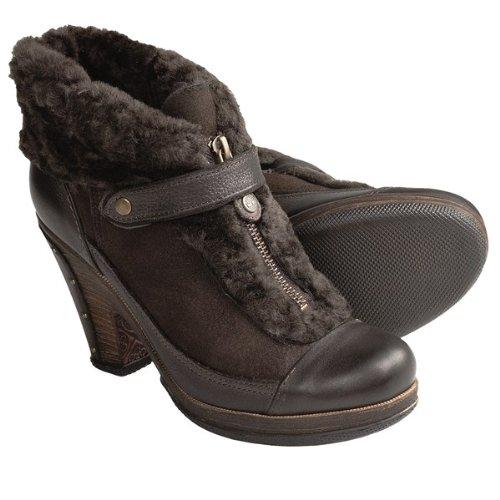 Timberland Chaussures de la société 3629R Shearling Marge clipser pour bottes  marron
