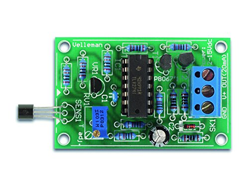 CAPTEUR DE TEMPÉ RATURE UNIVERSEL HQ-Kits & Component sets K8067