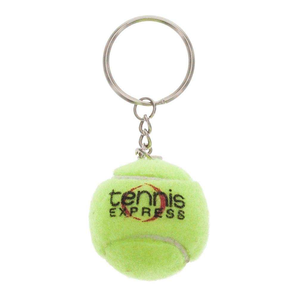 Tenis Express - amarillo - Llavero, diseño de pelota de tenis ...