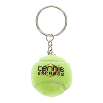 Tenis Express - amarillo - Llavero, diseño de pelota de ...