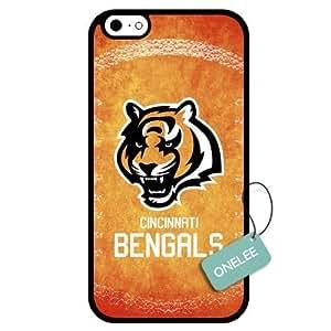 (TCustomized NFL Cincinnati Bengals Team Logo Design PC Case For Samsung Galsxy S3 I9300 CoverBlack 01