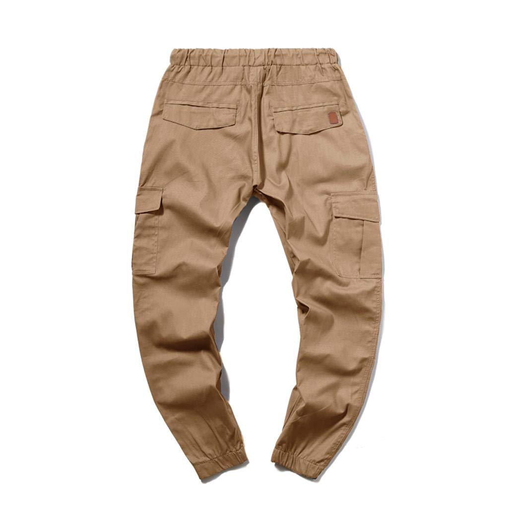 QUICKLYLy Pantalones Vaqueros Hombre Rotos Pitillo Elasticos Skinny Ajustados Trekking Casual Chandal Monta/ña Moto Slim Fit Modernos Chaqueta,Ch/ándal Casuales Bolsillos HolgadosS-3XL