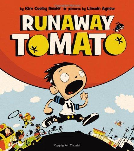 Book Cover: Runaway Tomato