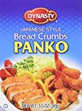 Dynasty Bread Crumbs, 3.5-Ounce Boxes (Pack of 12)