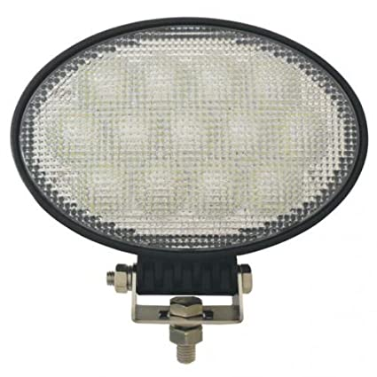 Amazon.com: LED Work Light - 65W Oval Hood & Cab Mount Flood ... on