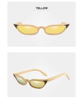 Easy Go Shopping Gafas de Sol de Madera con Montura de Ojo ...