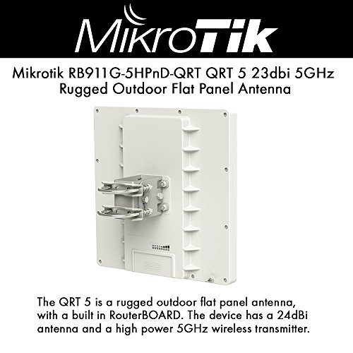 Mikrotik RB911G-5HPnD-QRT QRT-5 Wireless System by MikroTik
