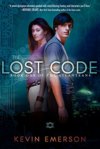 Read Online The Lost Code (Atlanteans) PDF