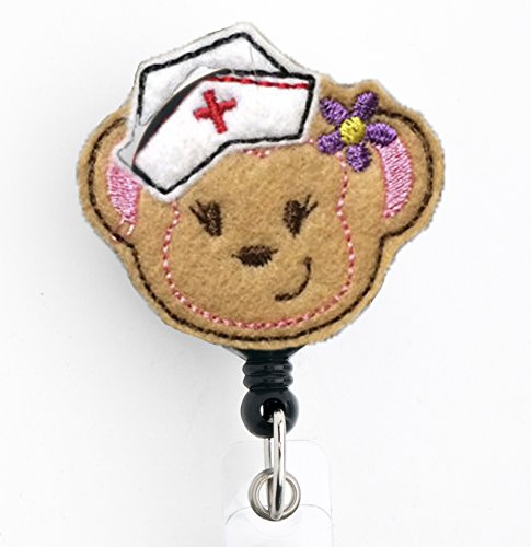 - Retractable ID Badge Reel - Badge Holder ()