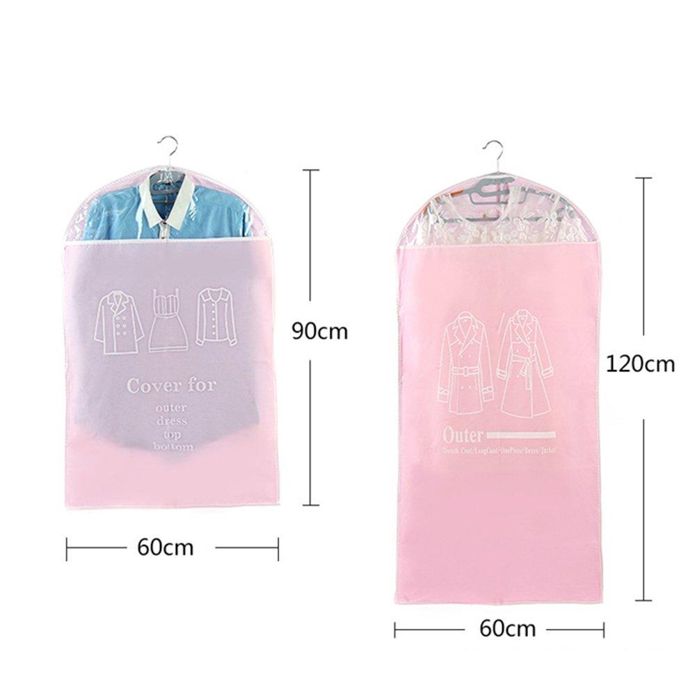 32931fbdf89c Amazon.com: WINOMO 10PCS Thick Clothes Dust Cover Garment Suit ...