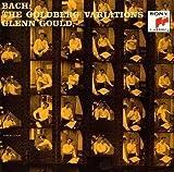 バッハ:ゴールドベルク変奏曲 (55年モノラル盤)(グールド(グレン)/バッハ)