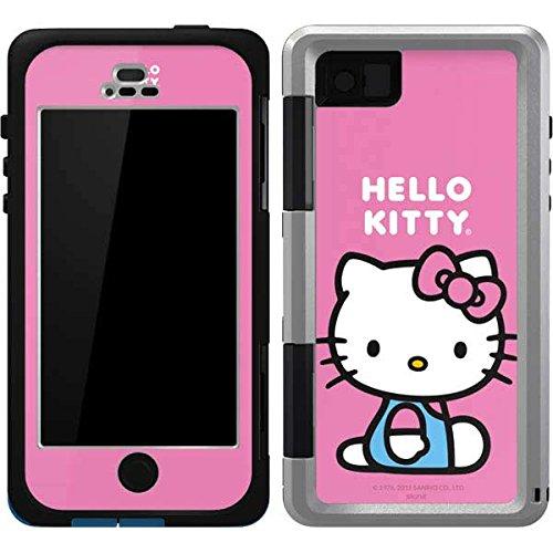 Skinit Hello Kitty OtterBox Armor iPhone 5/5s/SE Skin - Hello Kitty Sitting Pink Design - Ultra Thin, Lightweight Vinyl Decal Protection