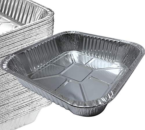 Tin Baking Pans 20 Pack 8 Quot X8 Quot Propack Disposable