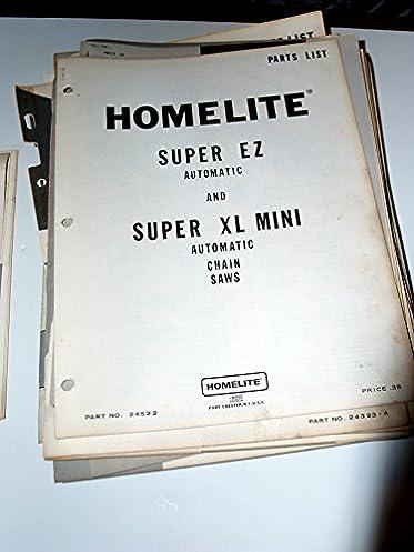 homelite ez chainsaw parts diagram wiring database libraryhomelite super ez  super xl mini chain saw parts