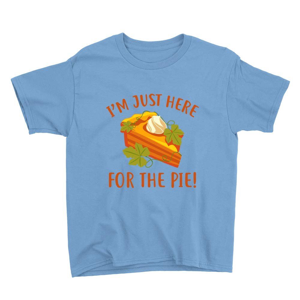 Im Just Here for The Pie Youth T-Shirt