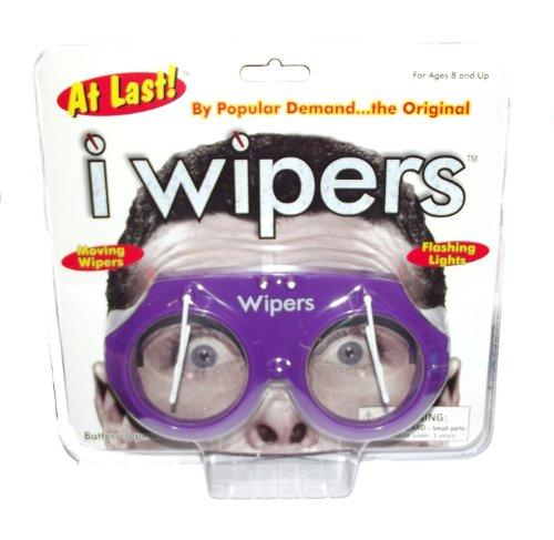 iWipers Wiper Glasses-Purple