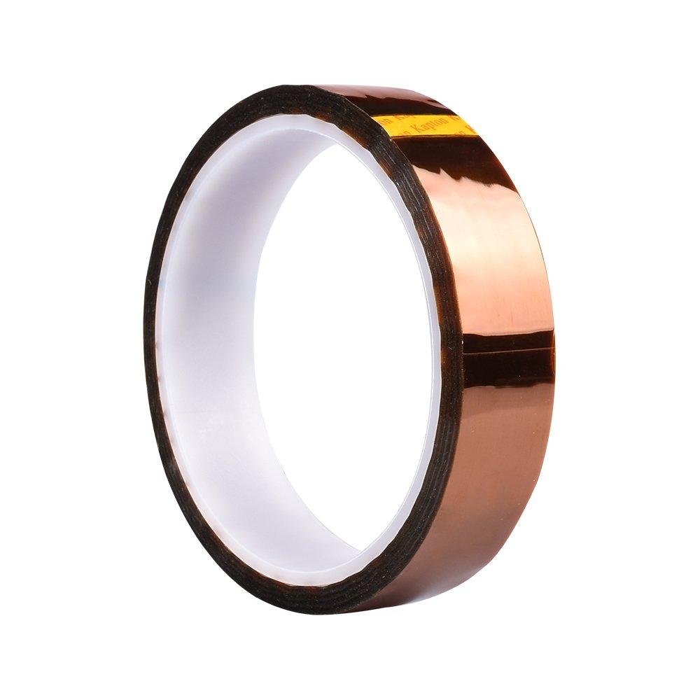 2 rollos cinta koptan dedicada de alta temperatura resistente de ...