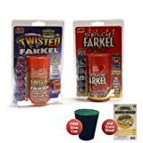 Twisted Farkel and Spicy Farkel w/Free Dice Cup and Pocket Score Sheets