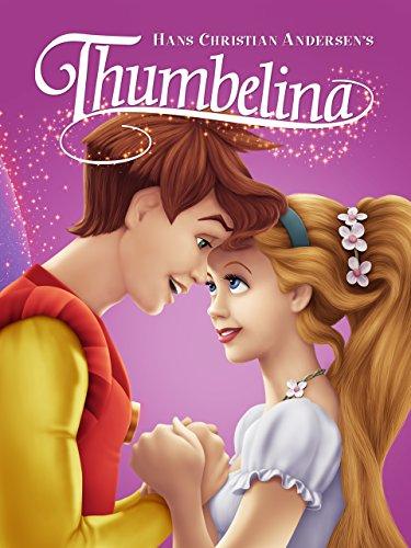 Amazon Com Thumbelina Jodi Benson Don Bluth Gary