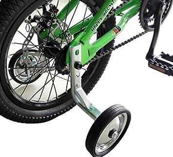Childhood Ruedas de Entrenamiento para Bicicleta de Hierro y Goma, para niños de 14 a 18 Pulgadas: Amazon.es: Deportes y aire libre
