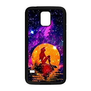 Fashion Hardshell Snap-on Back Cover Case for Samsung Galaxy S5 - Mermaid