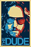 NMR 24941 Big Lebowski Dude Decorative Poster