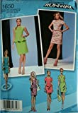 Best Simplicity Creative Group Inc - Patterns Peplum Dresses - Simplicity Project Runway Pattern 1650 Misses Miss Petite Review
