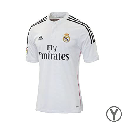 781ad576a Amazon.com   Adidas Soccer Replica Jersey  adidas Real Madrid Youth ...
