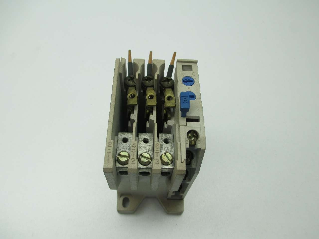 EATON CUTLER HAMMER C306DN3 THERMAL OVERLOAD RELAY 32AMP 3POLE 600VAC NO//NC