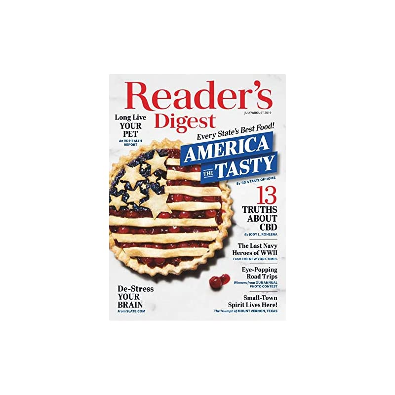 Reader's Digest                                                                                    Print Magazine