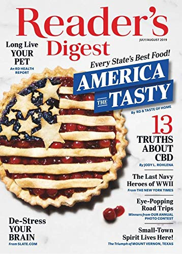 Reader's Digest (Best Magazines For Seniors)