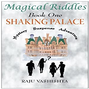 Magical Riddles Book One Shaking Palace Audiobook