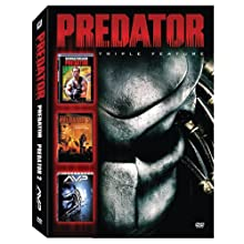 Predator Triple Feature (Predator/ Predator 2/ AVP: Alien vs. Predator) (2008)