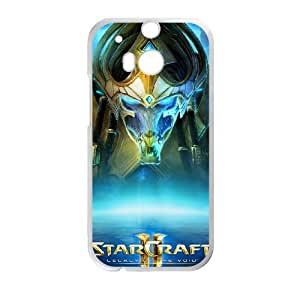 Starcraft 2 Protoss Theme Series Phone Case For HTC One M8