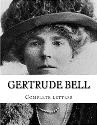 amazon gertrude bell complete letters gertrude bell 洋書