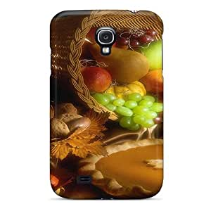 Special HHaroldshon Skin Case Cover For Galaxy S4, Popular Thanksgiving Phone Case