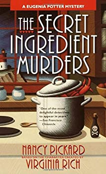 The Secret Ingredient Murders: A Eugenia Potter Mystery 0440217687 Book Cover
