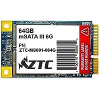 ZTC 64GB Bulwark V2 mSATA 6G 50mm Enhanced SSD Solid State Drive Model ZTC-MS001-64G