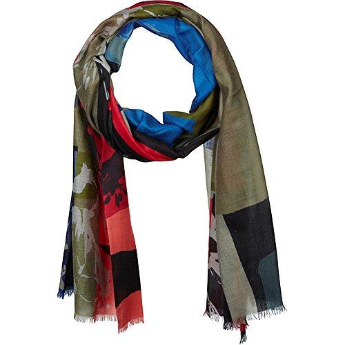 kinross-cashmere-matisse-print-scarf-crimson-multi