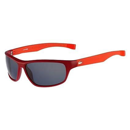 Amazon.com: Lacoste – Gafas de sol L744S (Rojo): Sports ...