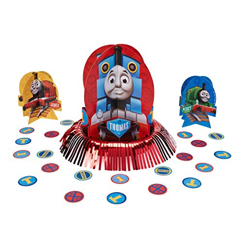 American Greetings Thomas and Friends Table Decorations Party Supplies