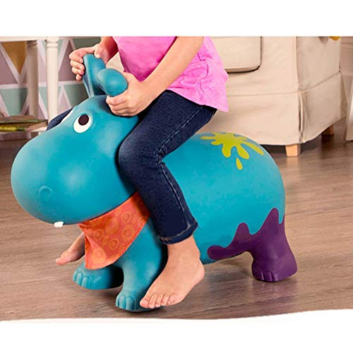 Lxrzls Space Bouncing Animal Hopper-Ride on Hopper- Inflatable Animal Bouncing Ride by Lxrzls (Image #4)
