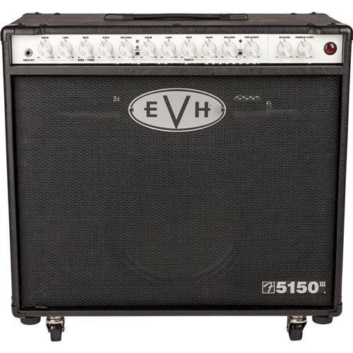 EVH 5150III 50W 1x12 Tube Guitar Combo Black