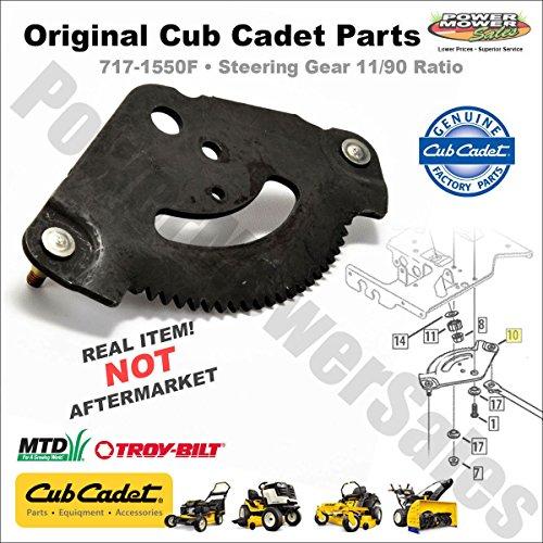 Mtd Steering (717-1550F - Cub Cadet Steering Gear 11/90 Ratio ,product_by: powermowersalesonline~hee46251560912982)
